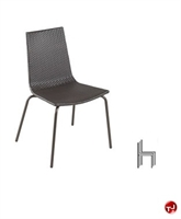 Picture of Aceray 193, Outdoor Wicker Armless Stack Chair