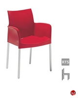 Picture of Aceray 335, Outdoor Steel Stacking Armchair