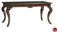 Picture of Stanely Signature Antelope Letter Writing Desk, One Drawer