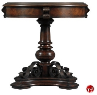 """Picture of Stanley Signature Smiling Luna Evening Table, 32"""" Round"""