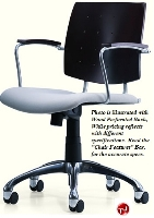 Picture of Source i-Flexx 563, Contemporary Mid Back Office Swivel Conference Chair