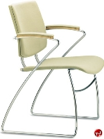 Picture of Source i-Flexx 572, Contemporary Guest Side Reception Sled Base Chair