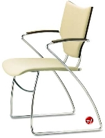Picture of Source i-Flexx 577, Contemporary Guest Side Reception Sled Base Chair