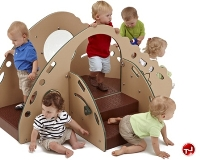 Picture of Play Today Crawl & Toddle Platform Structure, 6-23 Months