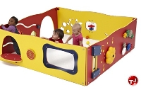 Picture of Play Today Learn-A-Lot Platform Structure, 6-23 Months