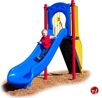 Picture of Play Today 4' Freestanding Slide Playsystem