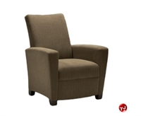 Picture of Evans II High Back 762, Reception Lounge Lobby Club Chair