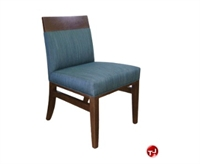 Picture of Austin 4090, Contemporary Guest Side Reception Armless Chair
