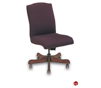Picture of Fairfield 1005 Mid Back Managerial Armless Office Chair