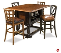 "Picture of Fairfield 8130, 56"" Cafeteria Dining Gathering Table"