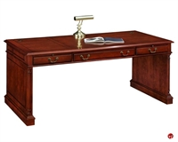 """Picture of DMI Keswick 7990-88 Traditional Veneer 72"""" Executive Office Table Desk"""