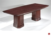 Picture of 40899 Traditional Veneer 8' Boat Conference Table