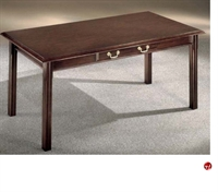 "Picture of 13291 Traditional Laminate 72"" Table Desk"