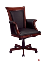 Picture of 52296 Back Office Leather Conference Chair