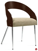 Picture of Global Marche 8621 Contemporary Guest Side Reception Chair