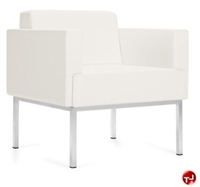 Picture of Global Ballara 9751 Contemporary Reception Lounge Lobby Arm Chair