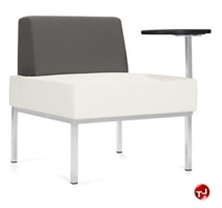 Picture of Global Ballara 9751 Modular Contemporary Reception Tablet Arm Chair
