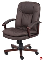 Picture of Boss B796 Mid Back Executive Office Conference Chair