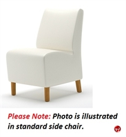 Picture of Integra Bay CBAY Reception Lounge Lobby Armless Bariatric Chair