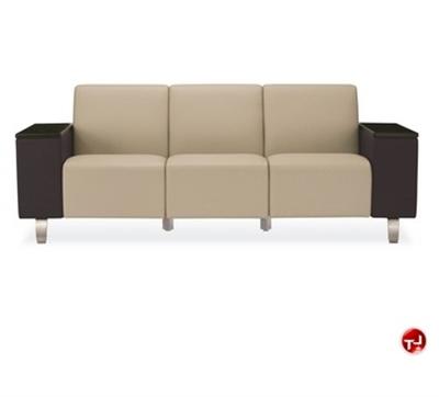 Integra Coffee House Reception Lounge Modular 3 Seat Sofa