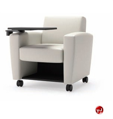 Integra Rendezvous Reception Lounge Lobby Tablet Arm Chair