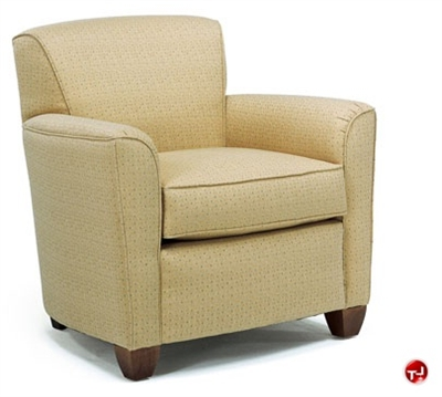 Picture of Flexsteel C036C Reception Lounge Lobby Club Arm Chair