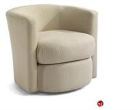 Picture of Flexsteel CA020 Reception Lounge Lobby Swivel Chair