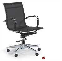 Picture of Flexsteel CA283 Contemporary Mid Back Office Mesh Conference Chair