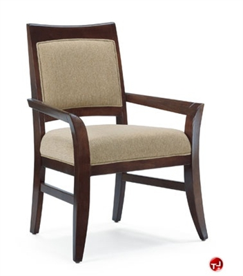 Picture of Flexsteel C1057 Guest Side Reception Arm Chair