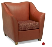 Picture of Flexsteel C2095 Reception Lounge Lobby Club Arm Chair
