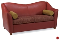 Picture of Flexsteel C2095 Reception Lounge Lobby Loveseat Sofa