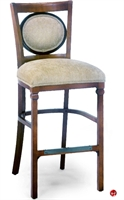 Picture of Flexsteel C2141 Cafeteria Dining Armless Wood Barstool Chair