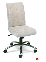 Picture of Flexsteel 2553 Mid Back Armless Office Conference Chair