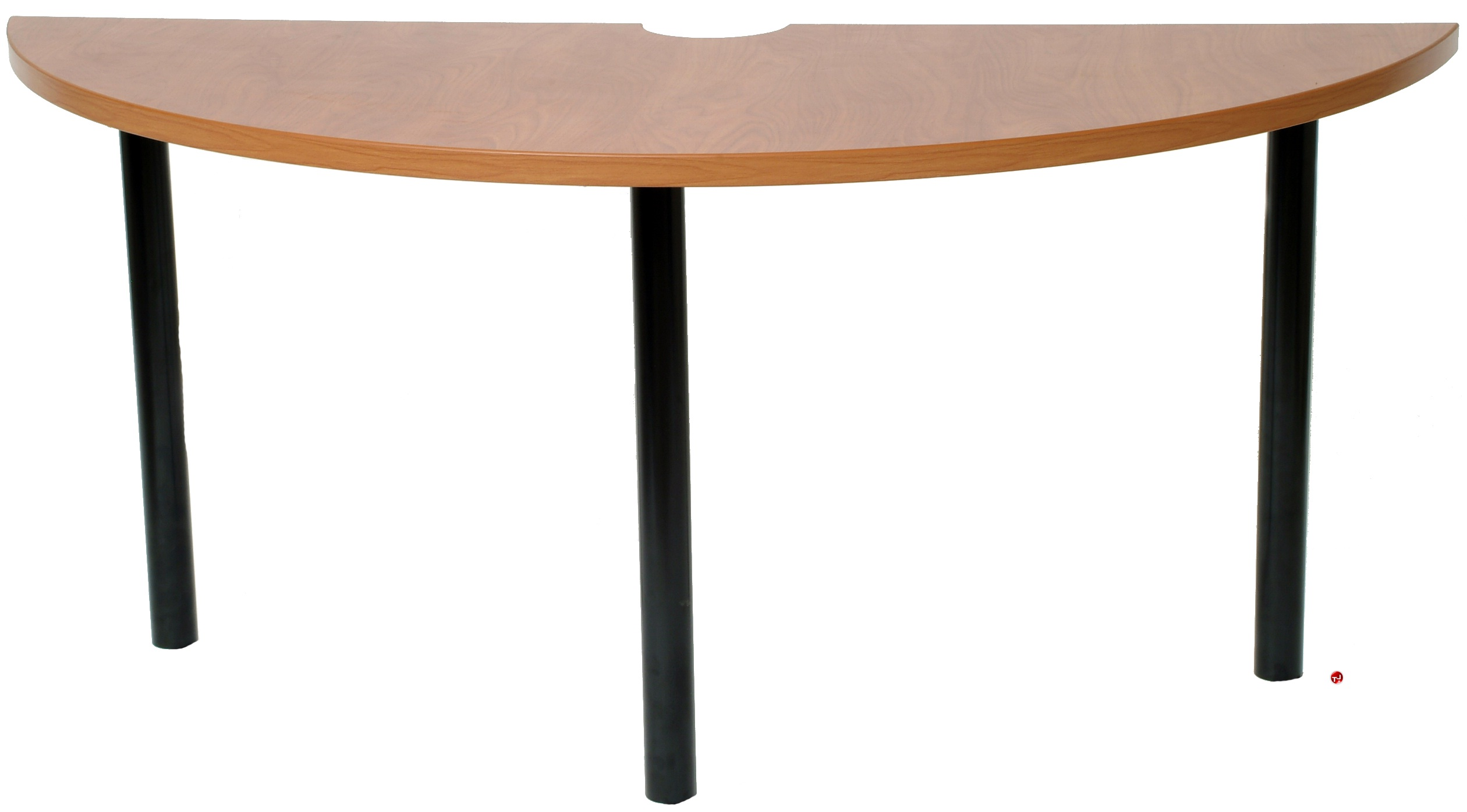 The Office Leader Half Round Cafeteria Dining Conference Table - Half circle conference table