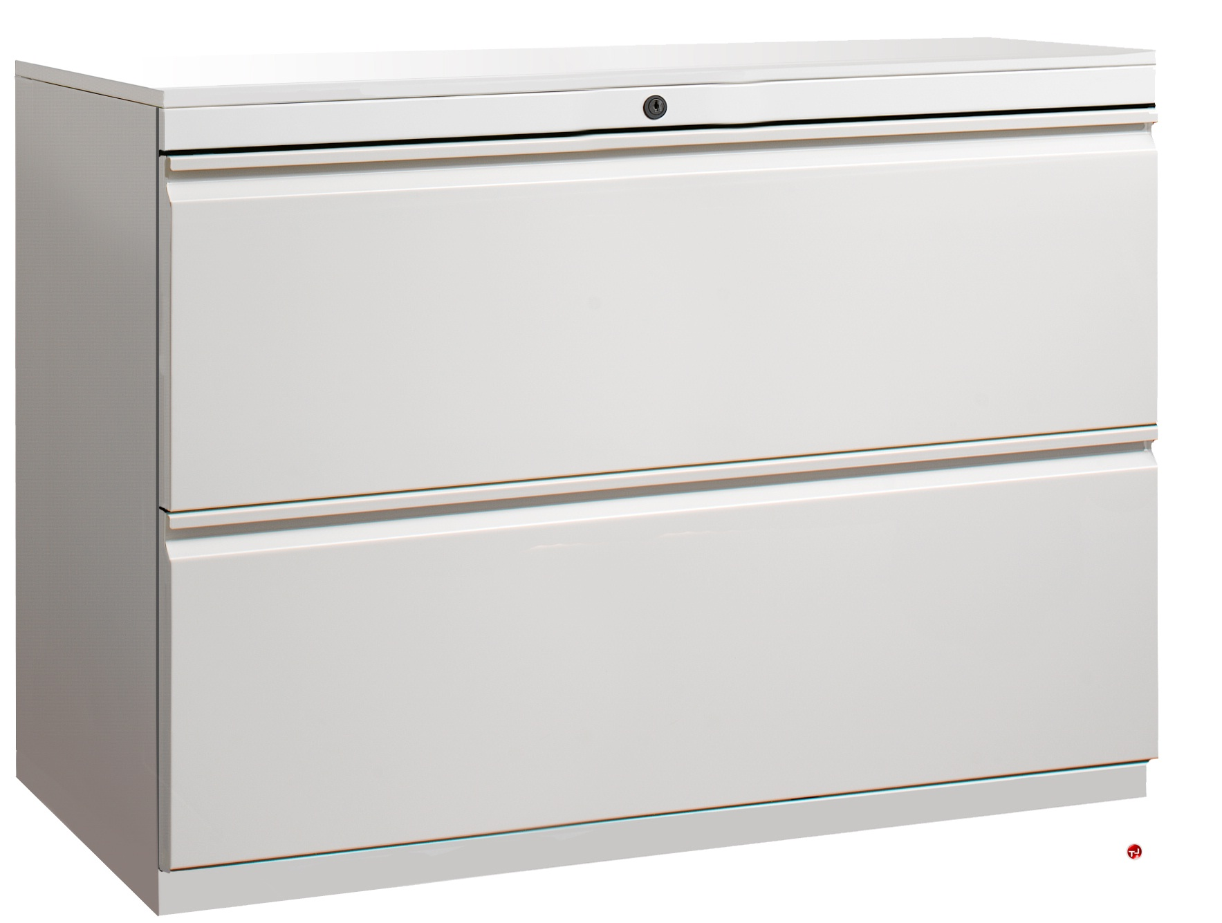 The Office Leader 2 Drawer Trace Lateral File Storage