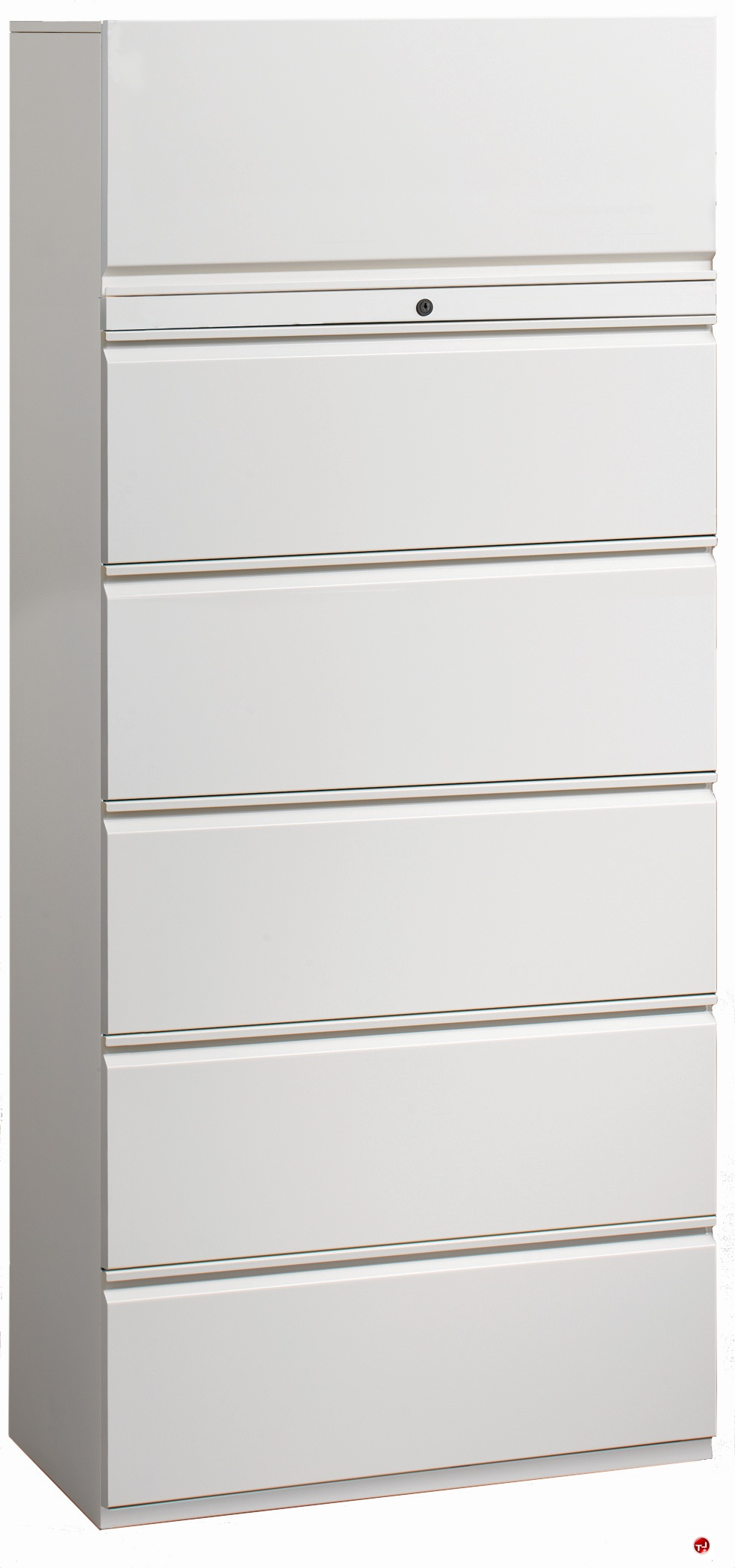 The Office Leader 6 Drawer Trace Lateral File Storage