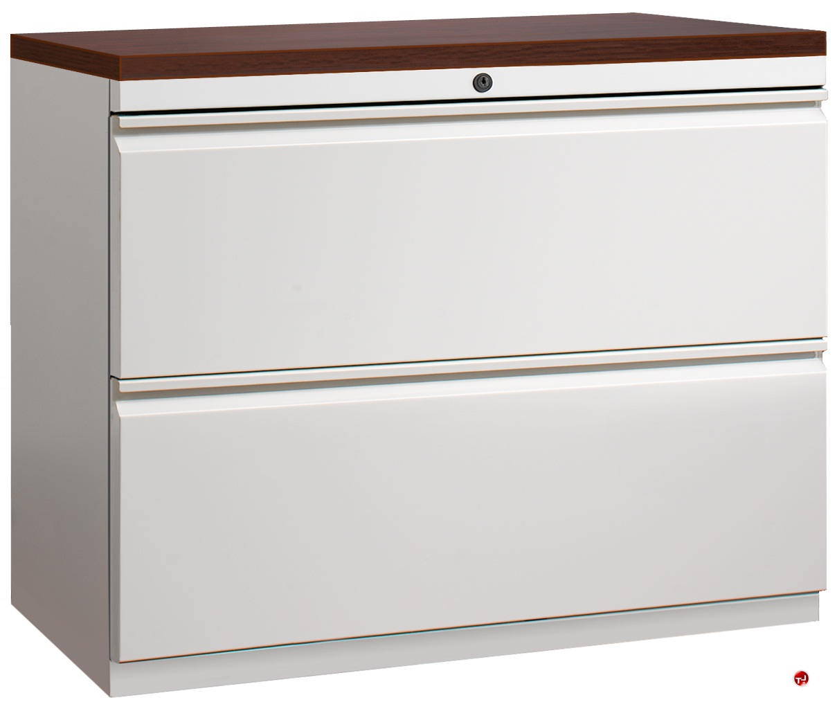 The Office Leader 2 Drawer Trace Lateral File Cabinet 36