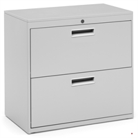 "Picture of 2 Drawer 30""W Steel Lateral File Cabinet"