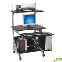 The Office Leader Office Desk Mobile Stands Computer