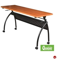"Picture of 24"" x 72"" Mobile Flipper Training Table"