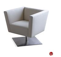 Picture of David Edward Toronto Ergonomic Swivel Lounge Chair