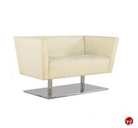 Picture of David Edward Toronto Ergonomic Swivel Lounge 2 Seat Loveseat Sofa