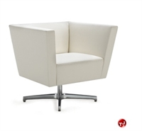 Picture of David Edward Toronto Ergonomic Swivel Lounge Conference Chair