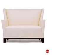 Picture of David Edward Aspen Reception Lounge Lobby 2 Seat Loveseat Sofa