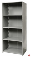 "Picture of HOD 5 Shelf Steel, Starter 48"" x 18"" Steel Closed Shelving"