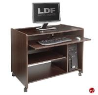 Picture of QUARTZ Mobile Computer Desk Workstation