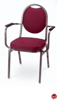 Picture of MLP 1935 Banquet Stack Chair with Arms