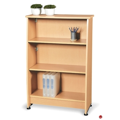 Picture of 2 Adjustable Shelf Open Bookcase