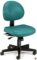 Picture of 24 Hour Use Office Multi Function Armless Task Chair