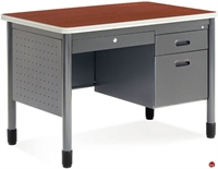 "Picture of 26"" x 42"" Filing Computer Desk"